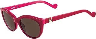 Liu Jo Oval LJ3600S Strawberry Sunglasses for Girls 49-18-130mm