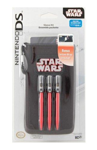 Nintendo DS Lite - Character Sleeve Kit, Star Wars (Stylus Set + Tasche)