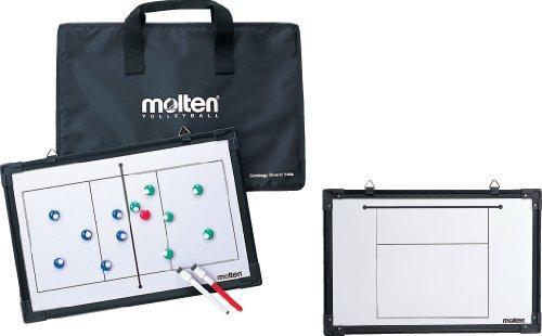 Molten Taktiktafel für Volleyball, Weiß