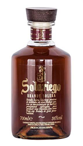 Brandy Solera Solariego 36º 700ml.