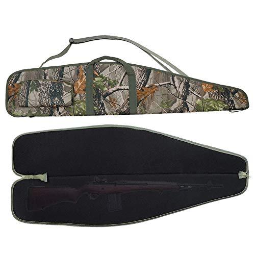 AUMTISC Soft Rifle Cases Air Rifle Bag 44/48/52 Inch Padded Shotgun Storage...
