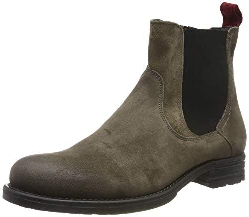 Marc O'Polo Herren 90725005001300 Klassische Stiefel, Beige (Taupe 717), 41 EU