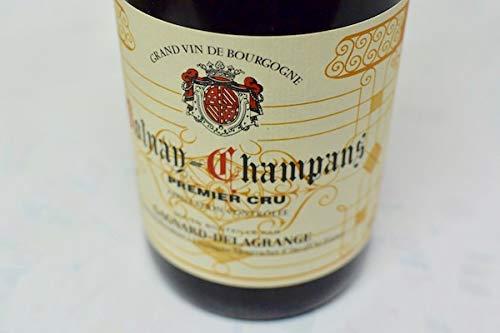赤ワイン ドメーヌ・ガニャール・ドラグランジェ/ヴォルネイ・シャンパン・プルミエ・クリュ [2016]