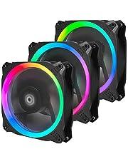 Antec PC ケースファン F12-LED/RGB