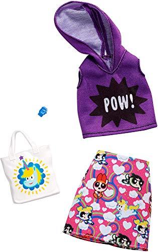 Barbie The Powerpuff Girls Fashions