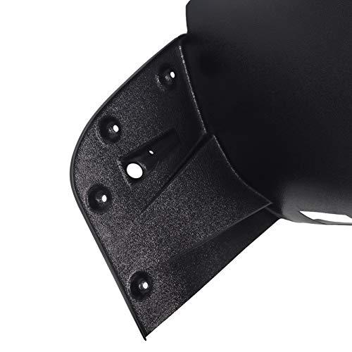 7BLACKSMITHS Front Left Right Fender Liner Trim Splash Guard Bumper Protection Fit for 1995-2003 E39 M5