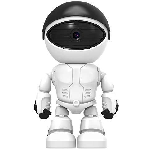 IVLIVE Cámara IP WiFi, cámara de seguridad inalámbrica HD 1080P, interfaz de voz remoto, detección de movimiento, alarma de detección de movimiento, etc., es el guardián del hogar.