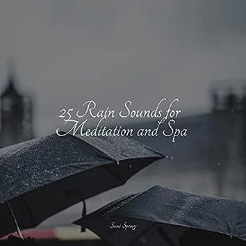 25 Rain Sounds for Meditation and Spa
