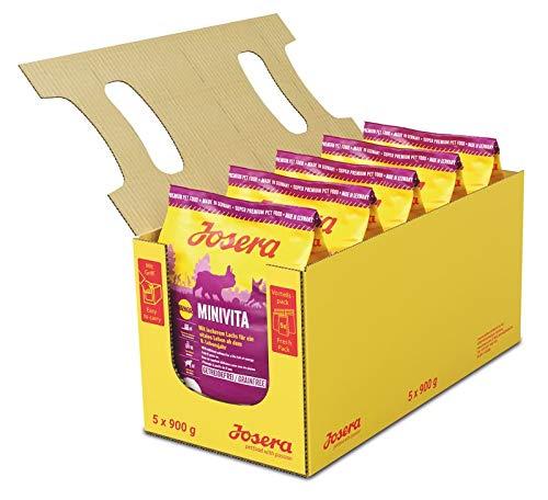 Josera Minivita im 5 x 900 g Paket