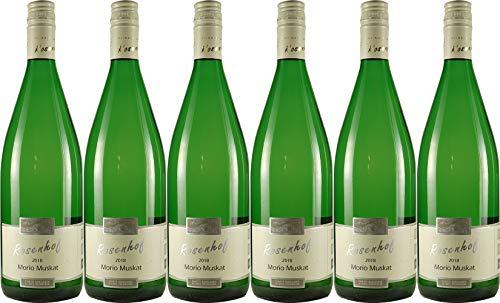 Wein- und Sektgut Rosenhof Morio Muskat 1L 2018 Mild (6 x 1.0 l)