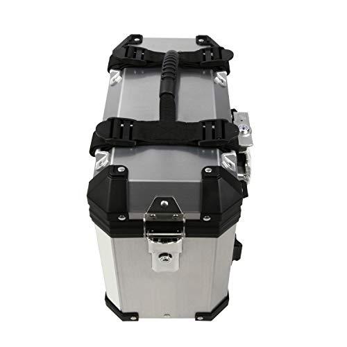 KKmoon Manija Maleta Lateral Moto,Asa Lateral Caja para R1200GS LC ADV