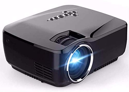 Projector helderheid Mini LED-projector Met Google Play Portable Projector 1G / 8G Bluetooth WiFi TV Beamer (Kleur: Foto kleur, Maat: Een maat) dljyy (Color : Photo Color, Size : One Size)