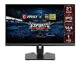 MSI Optix MAG274RDE-021 Gaming-Monitor, schwarz, FullHD, IPS, HDR, Adaptive-Sync