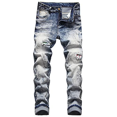 Alphahope Pantaloni Leggings da Uomo in Tinta Unita con Utensili Multi-Tasche Pantaloni Casual Tuta Casual da Uomo in Cotone a Cinque Punte con Cerniera Multi-Tasca Estiva da Uomo
