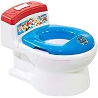 Nickelodeon Toddler Paw Patrol Toilet and Training Seat (White / Blue)