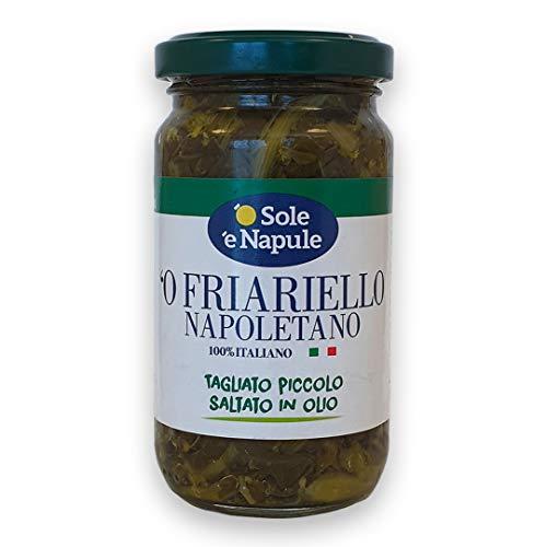 12PZ Friarielli 'broccoli alla napoletana' 190g r - O Sole e Napule