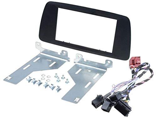Kit 2Din compatible avec Seat Ibiza ap14 - graphite