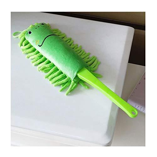 NYKK Trapeadores y estropajos domésticos Chenilla Plumero de Escritorio de Limpieza for Mascotas, Cepillo de Lavado for el hogar, Oficina y Coche - Multi-Color - Paquete de 5 Plumeros (Color : B)