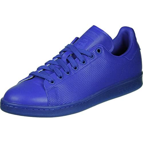 adidas Stan Smith Adicolor, Blue/Blue/Blue, 4