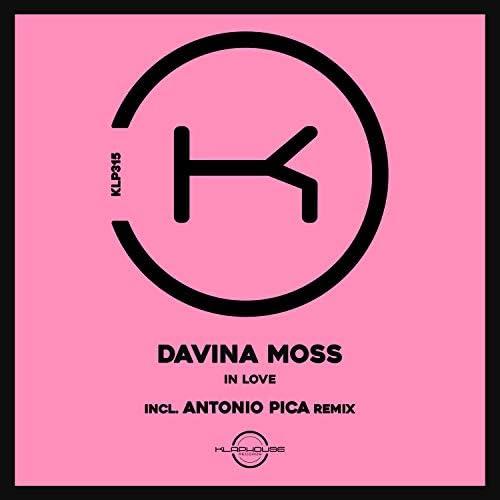 Davina Moss & Antonio Pica