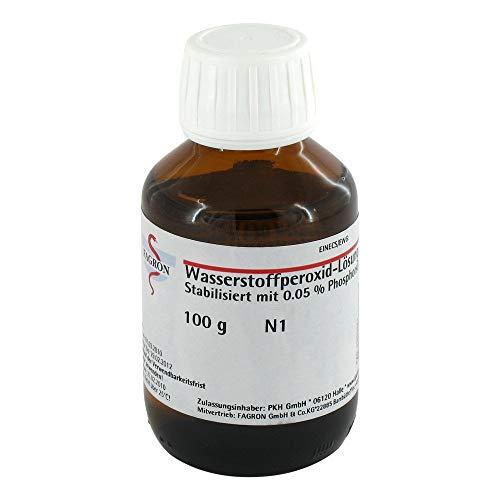 WASSERSTOFFPEROXID Lösung 3% 100 g Lösung