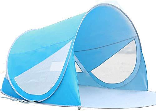 Tente De Plage Extérieure Sun Shelte, Camping Tarp Randonnée Voyage Voyage Sac À Dos Épaissi Imperméable Multifonctionnel Léger Grande Capacité Double Usage