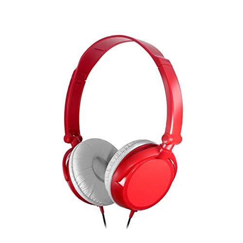 Gaming Headset, 3.5mm Auricular con Cable en el botón del Auricular con...