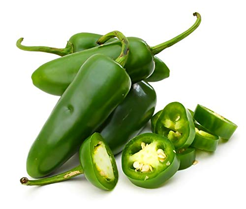 30+ Jalapeno Hot Pepper Seeds Heirloom Non-GMO Chili , Spicy, Rich Flavor,...