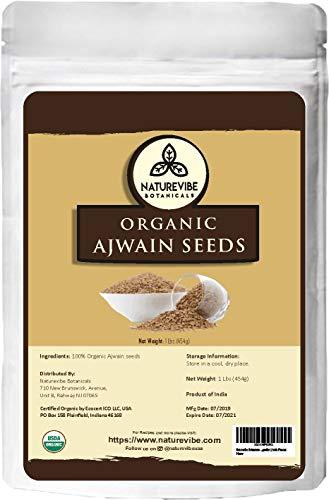 Naturevibe Botanicals Organic Ajwai…