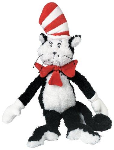 Jouet Manhattan Dr. Seuss Chat au chapeau 50.80cm Peluche douce