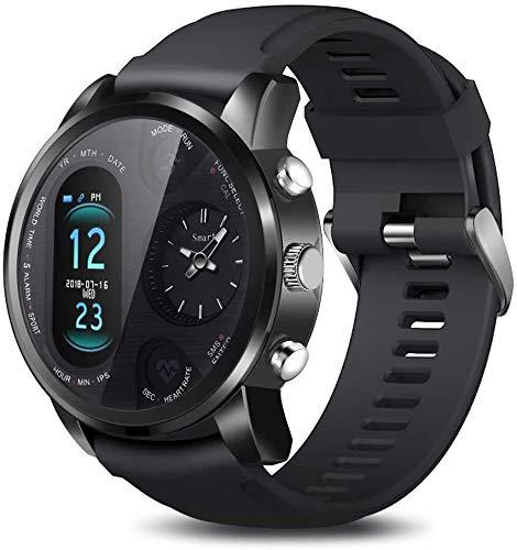 SmartWatch, guardare un braccialetto sano sport SmartWatch Pedometro Monitor sonno con iOS e Android per i bambini delle donne degli uomini per la corsa, trekking e arrampicata