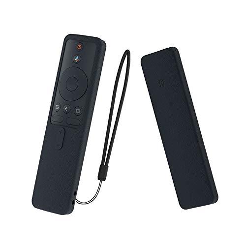 Fundas aptas para Xiaomi Mi TV Box S Bluetooth WiFi Smart Remote Control Case Silicona a prueba de golpes Protección Skin Friendly rojo: Amazon.es: Electrónica