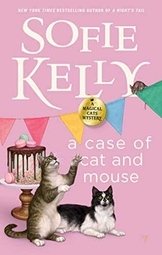 A Case of Cat and Mouse (Magical Cats Book 12) (English Edition)