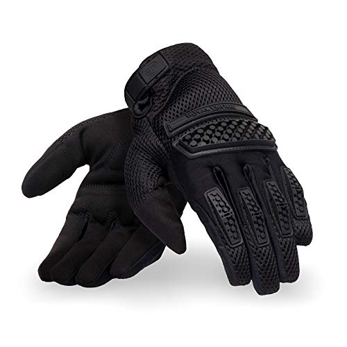 Royal Enfield Rover V2 Gloves Black (S)20CM (RRGGLM000021)