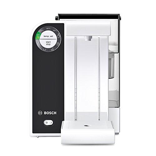 Bosch THD2021 Filtrino Heißwasserspender / 5 Temperaturen / Brita Wasserfilter / weiss-schwarz