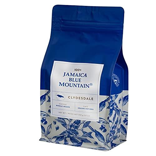 Café Blue Mountain de Jamaïque - Certifié 100% Authetique - Domaine Clydesdale