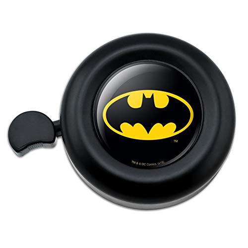 GRAPHICS & MORE Batman Classic Bat Shield Logo Fahrradklingel