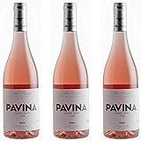 Pavina Vino Rosado - 3 botellas x 750ml - total: 2250 ml
