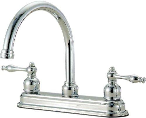 Hardware House 124324 Kitchen Faucet, Chrome