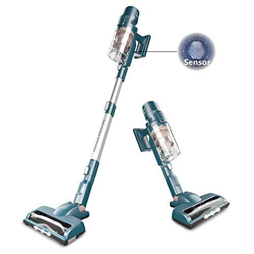 Cordless Vacuum, ORFELD 22000pa 5-in-1 Stick Vacuum Cleaner, Excellent 60...
