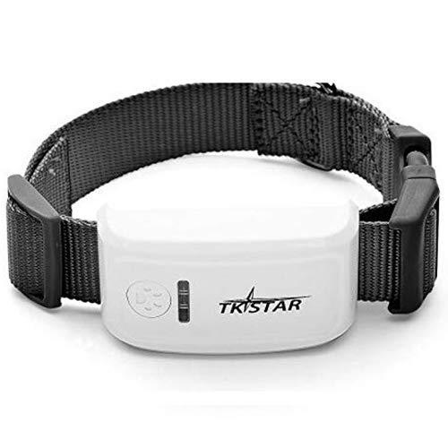 MUXAN Pet Tracker,GPS Dog Collar GPS Tracker for Dogs Dog Waterproof GPS Tracker Real Time Tracking...
