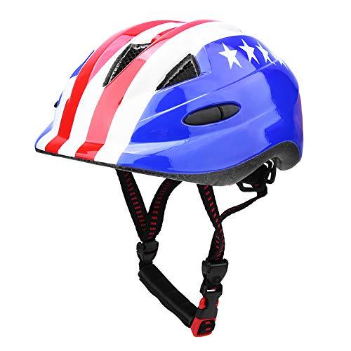 SOONHUA Balance Scooter Helm, verstellbarer Streifen, Helm für Kinder, Multi-Sport,...