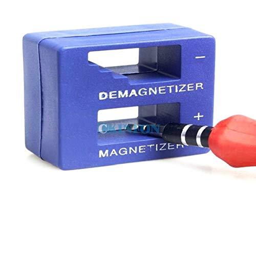 Screwdriver DHL 100PCS Magnetizer Demagnetizer Magnetic Pick Up Tool Screwdriver Tips Screw Bits