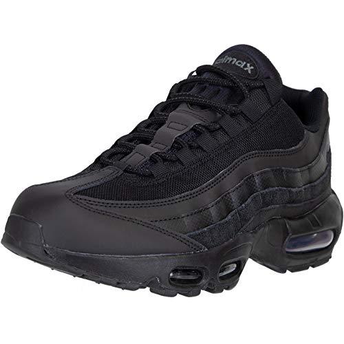 Nike Air Max 95 Essential Sneaker (Black/Black, Numeric_44)