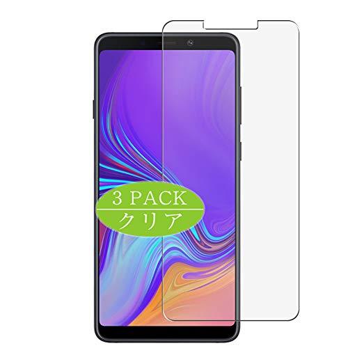 VacFun 3 Piezas HD Claro Protector de Pantalla Compatible con Samsung Galaxy A9 Star Pro SM-A9200, Screen Protector Sin Burbujas Película Protectora (Not Cristal Templado) New Version