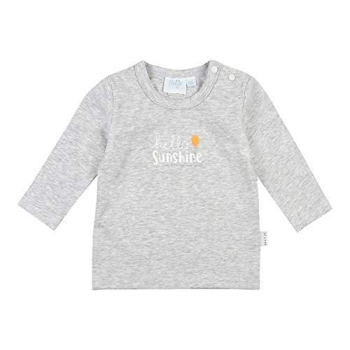 Feetje T-shirt à manches longues Hello Sunshine top bébé vêtements bébé, gris