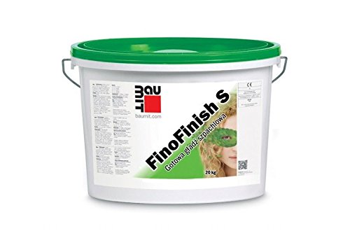 baumit finofinish S ready-mix Finish Putz weiß 20kg