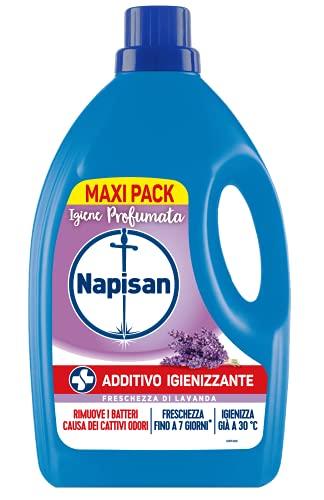 Napisan Additivo Igienizzante Lavatrice, Additivo Igienizzante Liquido Per Bucato, Freschezza Di...