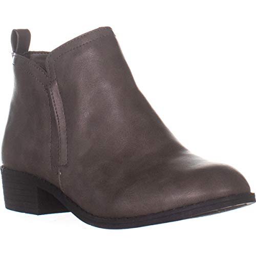 Price comparison product image American Rag Womens Cadee Almond Toe Ankle Fashion Boots,  Grey,  Size 8.0