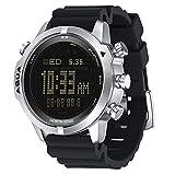 WWJJLL Reloj De Buceo para Hombre, Inteligente 100M Reloj...